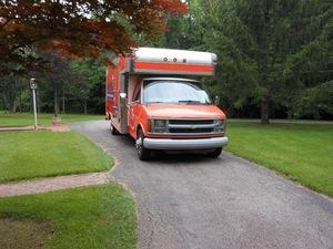 Water Damage Restoration 911 Restoration of Central Illinois Box Truck