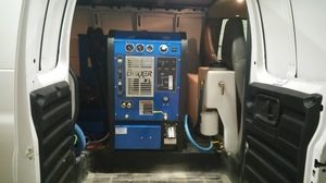 Sewage Removal Van Operations