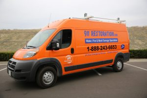 911-restoration-armington-van-water-damage
